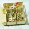 """Подарочный набор для глинтвейна """"Книга рецептов"""""""