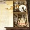 """Подарочный набор для глинтвейна """"Новогодняя ночь"""""""